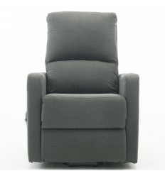 IDAHO Fauteuil releveur 1 TU Anthracite Pepper